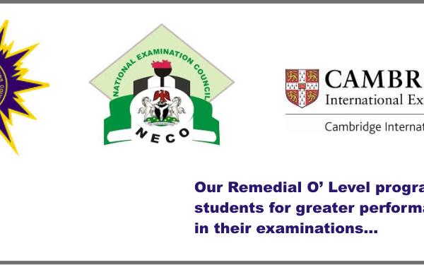 Remedial O Level